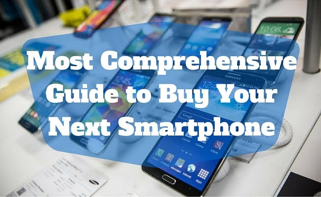 Features To Watchout For When Buying A Smartphone