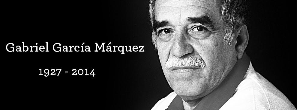 Gabriel Garcia Marquez, écrivain