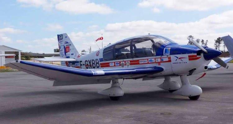 Robin DR-400 F-GXBB 900px
