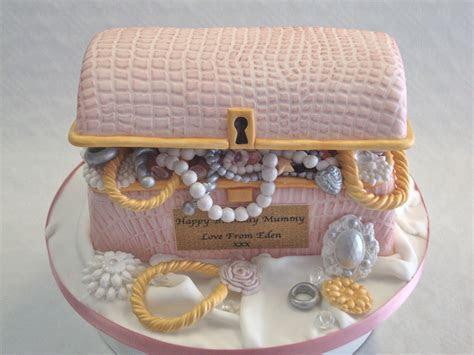 Jewellery Box Cake   Celebration Cakes   Cakeology