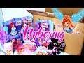 SUPER MEGA HAUL WINX 📦 Crystal Sirenix - Enchantix - Tynix - Sirenix - Butterflix y MAS!!