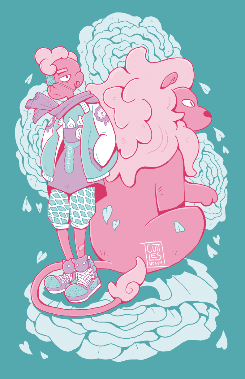 A pair of good pink boys ༼♥ل͜♥༽ My store | My website | My Twitter