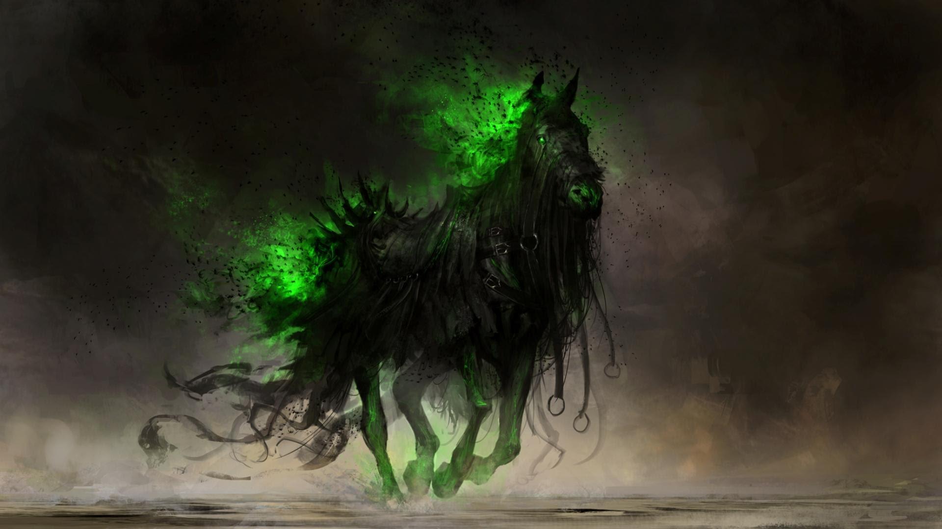 The Four Horsemen Of The Apocalypse Part