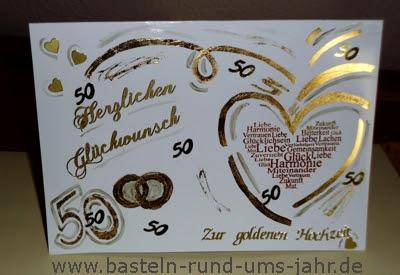 Dekoartikel Goldene Hochzeit Jack Favorites