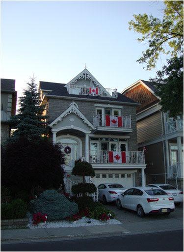 Canada Day, Bronte, Oakville, 2014