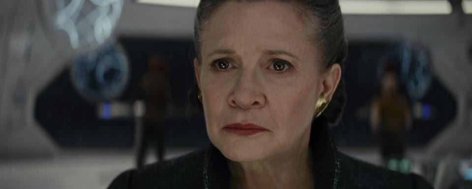 Darum Wurde Leias Part In Star Wars 8 Die Letzten Jedi Nach