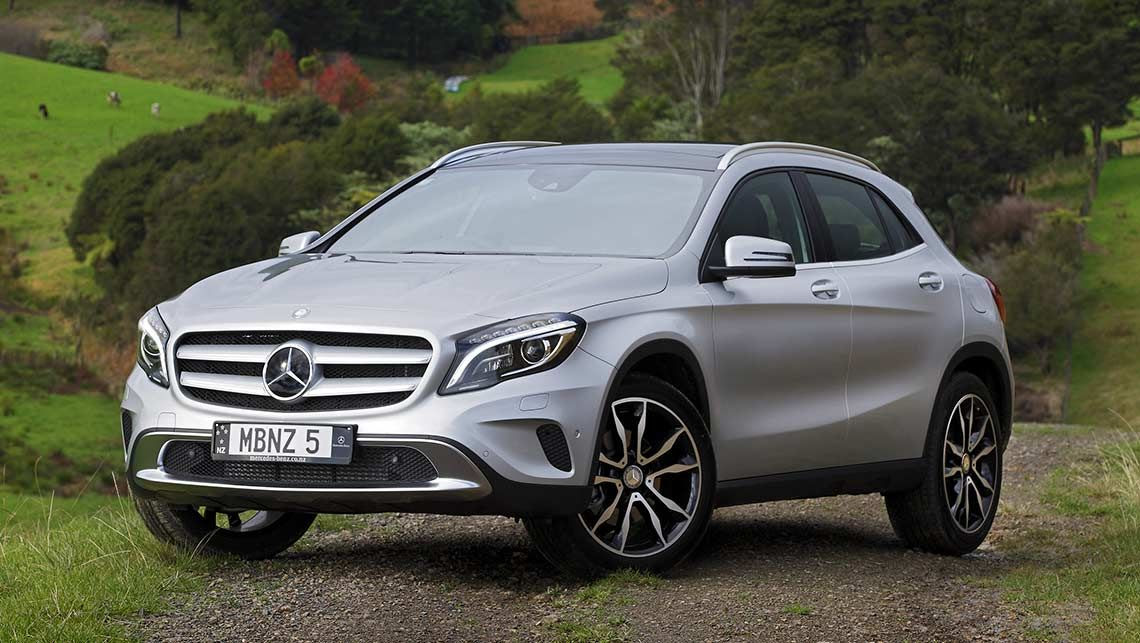 2014 Mercedes-Benz GLA 250 4Matic review | CarsGuide