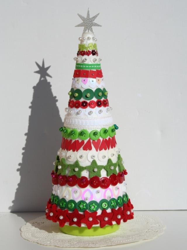 Ideas De Arbol De Navidad Manualidades Decoracion Navidades Para