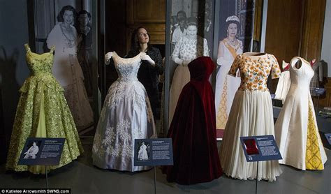 Queen Elizabeth II's most iconic outfits in history go on