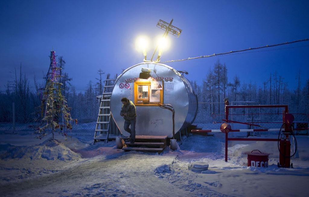 Conheça Oimekon, o povoado mais frio do planeta 19