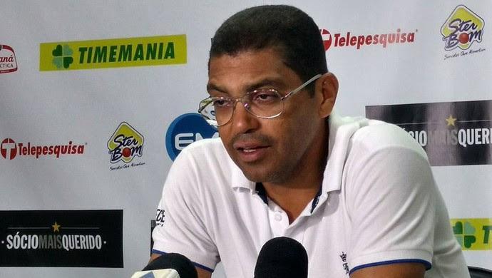 Narciso técnico do ABC (Foto: Divulgação/ABC)