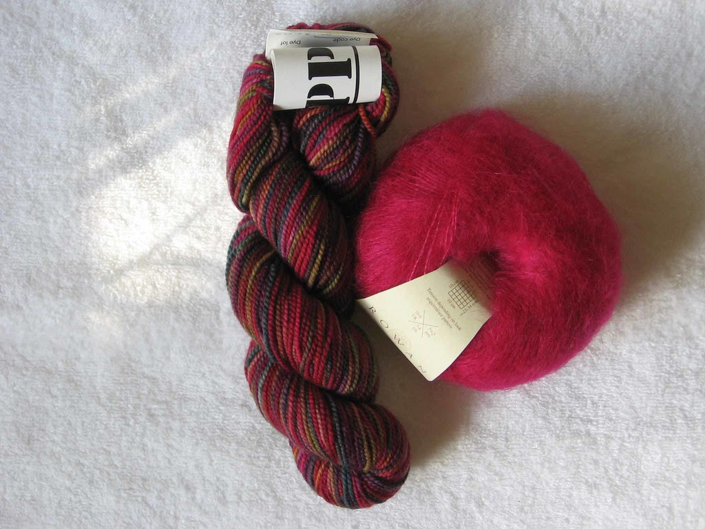 Yarn for Mrs. Beeton