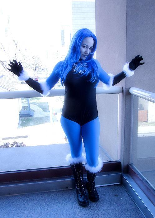 killer frost cosplay  firestorm fan