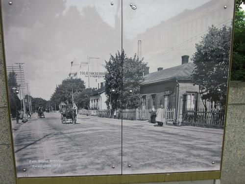 Helsinki vuonna 1908 by Anna Amnell