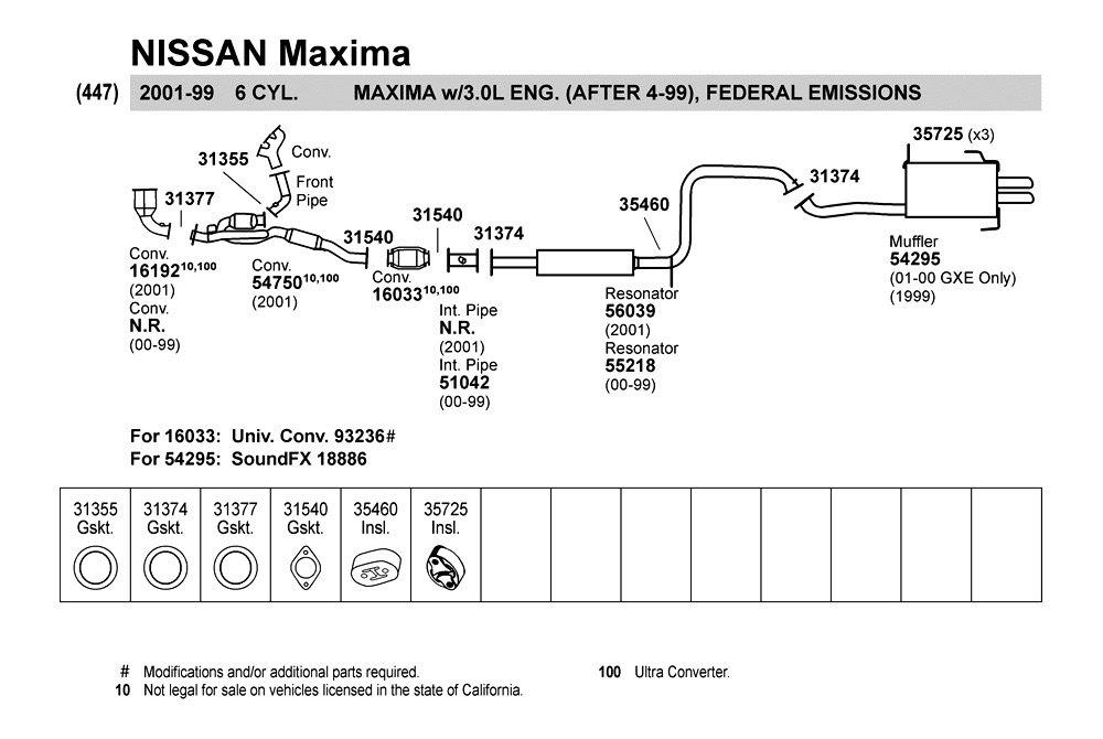 Diagram 2003 Maxima Exhaust System Diagram Full Version Hd Quality System Diagram Paindiagram Factoryclubroma It