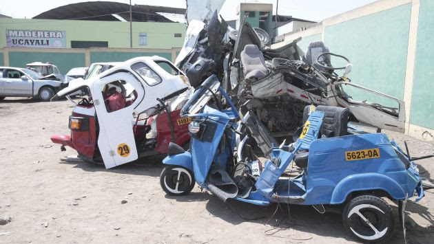 accidente, perú, seguridad vial
