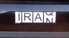 Iraq, now Iran?