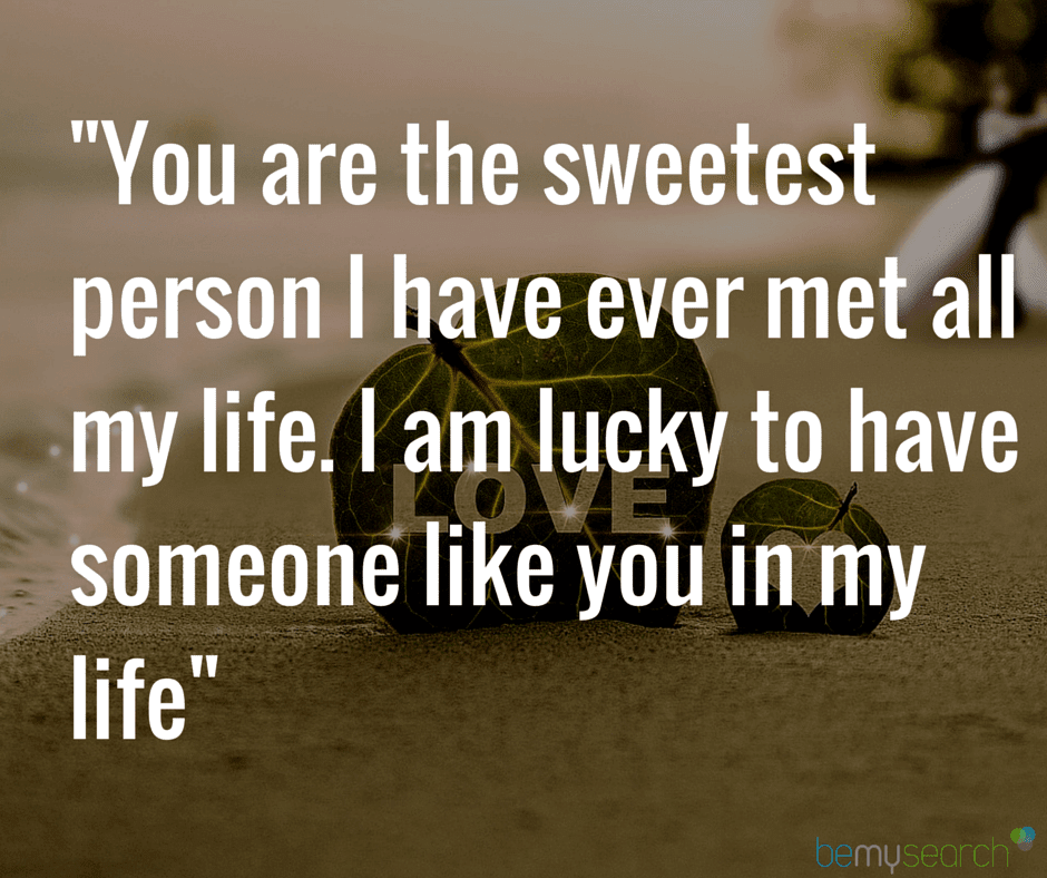 I Am Lucky To Have You In My Life Quotes Archidev