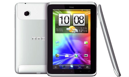 HTC Flyer 2  Android 4.1 Jelly Bean Tablet Coming on