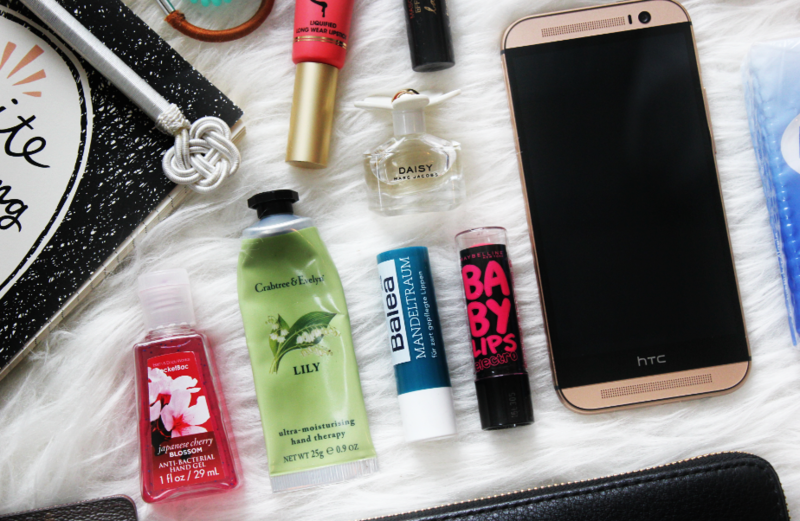 Whats in my Bag Blogpost