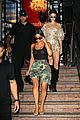 kim kardashian kendall jenner go shopping at nyc thrift store 01