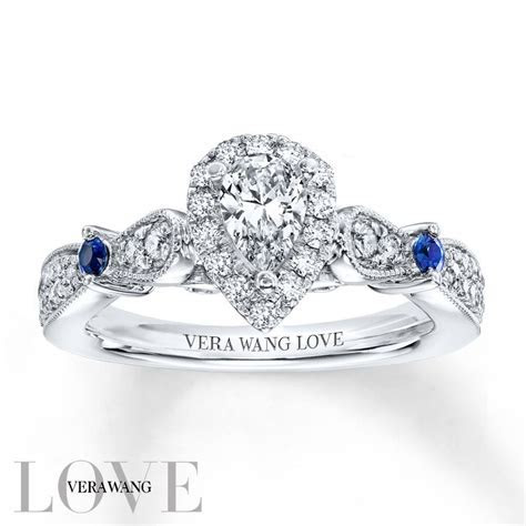 From the Vera Wang LOVE Collection, this gorgeous