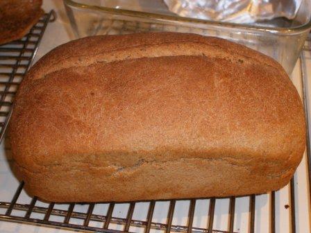 Wing It Rye Bread