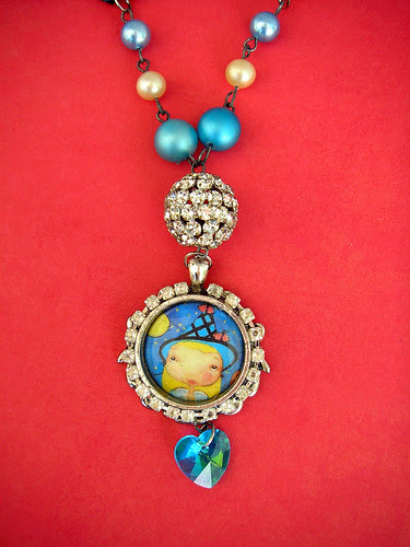 Enchanted Soiree Necklace! 6