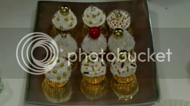 Manualidades en la web cupcake para decorar el arbolito - Manualidades para decorar el arbol de navidad ...