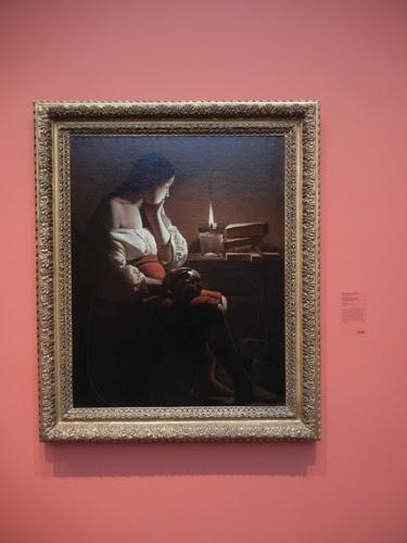 DSCN8000 _ The Magdalen with the Smoking  Flame, c. 1638-1640, Georges de la Tour (1593-1652),  LACMA
