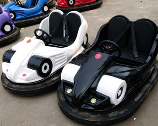 Quality ground net bumper cars for sale