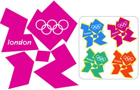 Ixotype - Blog - Logos oficiales Juegos Olímpicos Londres 2012
