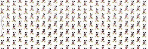 Tiny Retro Mickey Mouse Disney Twitter Header   Cartoon