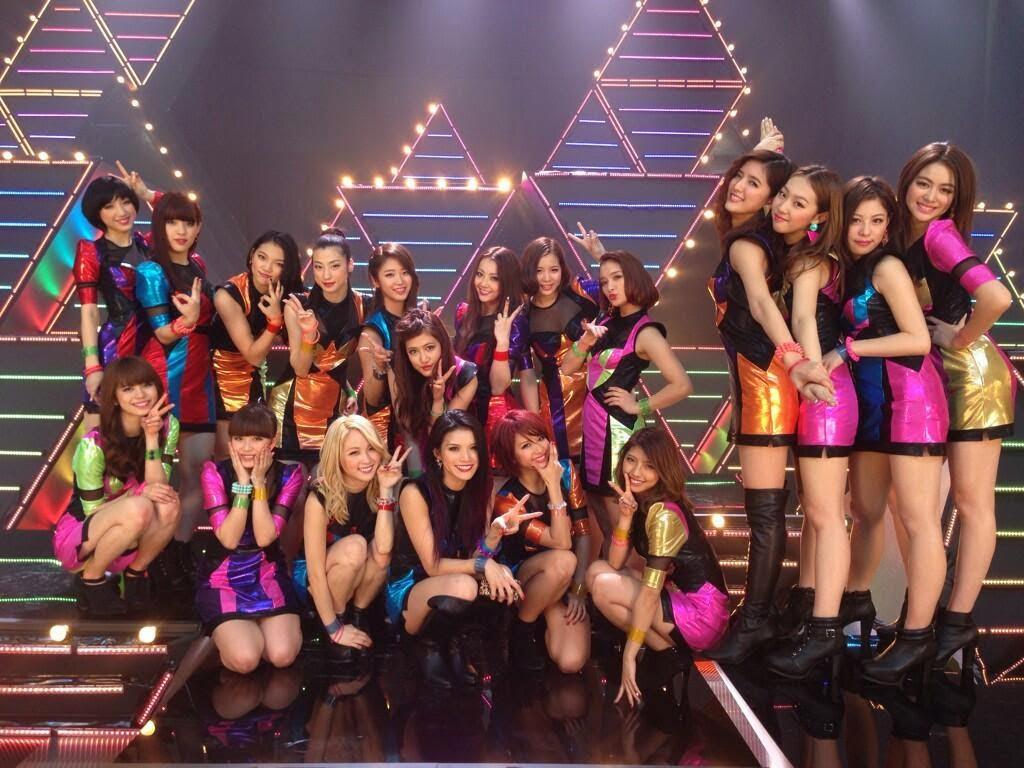 E Girls E Girls 壁紙 37455314 ファンポップ