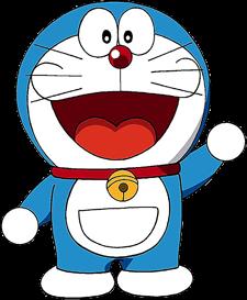 Gambar Doraemon Vector Lucu Dan Keren