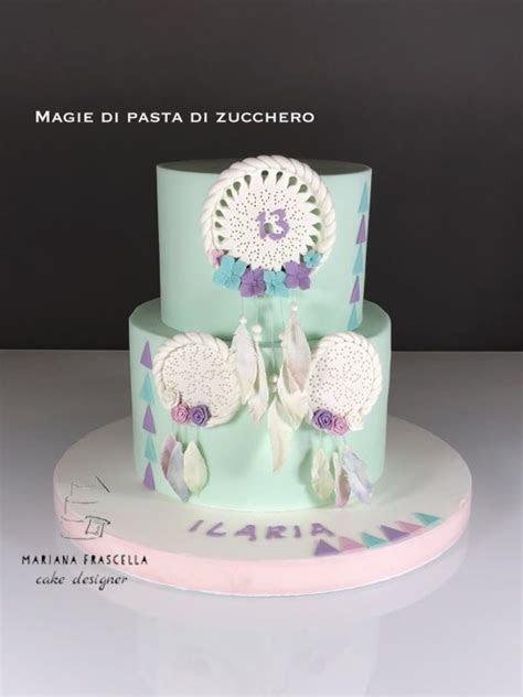 Dreamcatcher cake   cake by Mariana Frascella   CakesDecor
