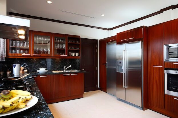 Best Way To Clean Kitchen Cabinets | Cleaning Wood Cabinets