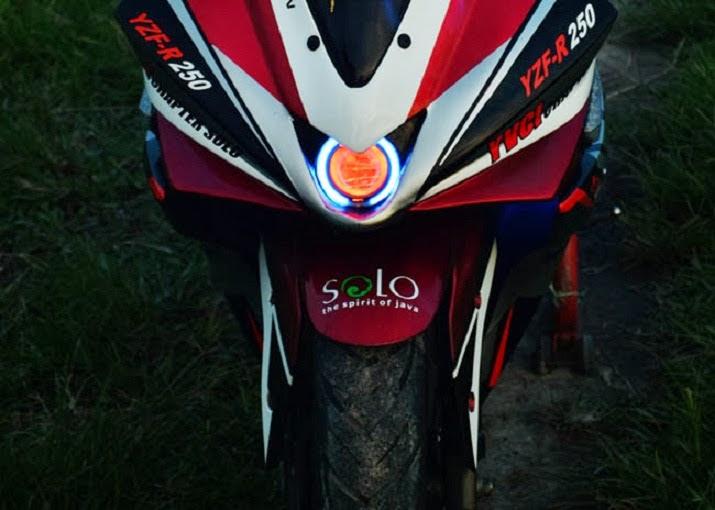 Tempat Modifikasi Motor Yamaha New Vixion Via Bp Blogspot