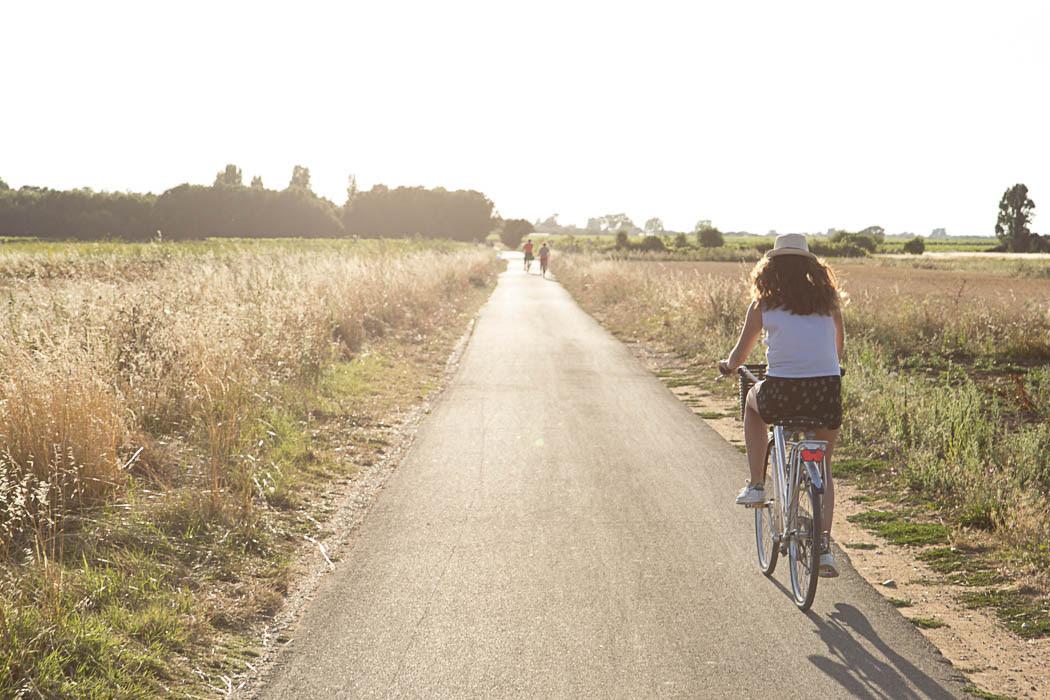 Lîle De Ré En Vélo