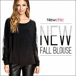 Newchic Women Plus Size Tops