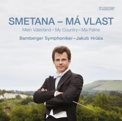 SACD Sensational Smetana and Dvorak from Hrusa