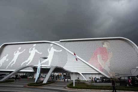 Taufik Hidayat Arena, Untuk Bulutangkis Indonesia