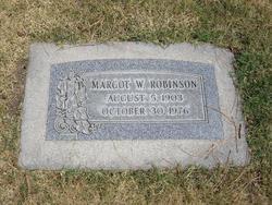 Margot Ann <i>Grieve</i> Robinson