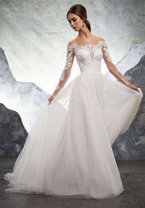 Kelsey Wedding Dress   Style 5602   Morilee