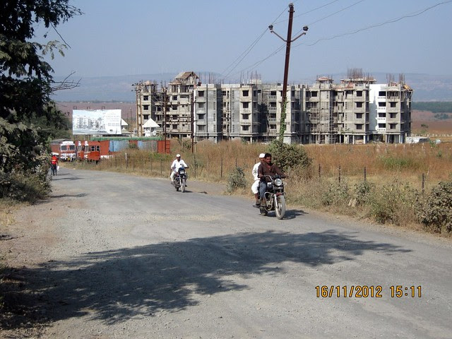 Kanhe Takwe Road & Elite Green Acres at Kanhe