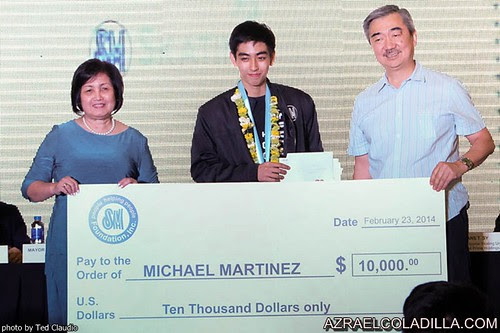Michael Martinez Homecoming at SM MOA from Sochi Winter Olympics-2060