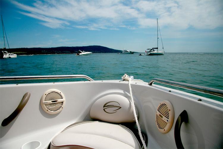 frontofboat