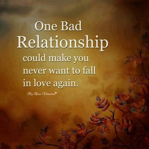 One Bad Relationship Pictures Photos And Images For Facebook