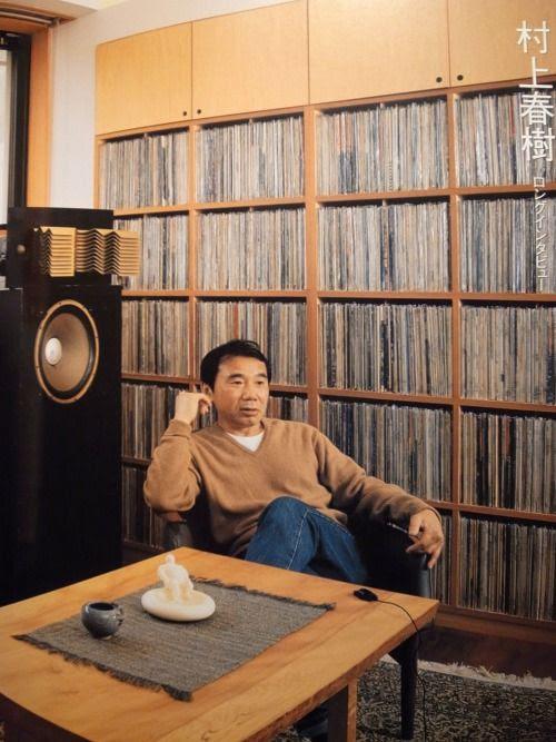Haruki Murakami jazz musica 3