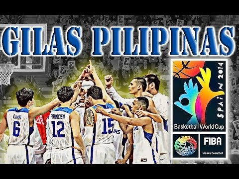 Team Gilas Pilipinas